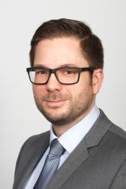 PR contact person Sebastian Pfluegge